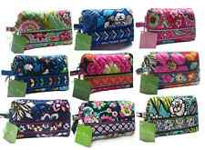 **NWT**Vera Bradley Small Cosmetic Bag ( Multi Color Available)