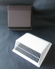 LARGE AIR COWL - Cowled Outlet Grille Ducting Extractor Fans Air cooling vent