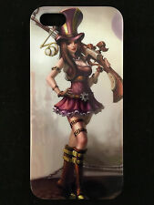 League of Legends Caitlyn Case | For Apple iPhone 4/4S 5/5S 6 6 Plus |