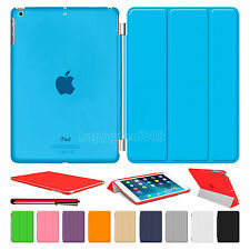 Ultra Slim Magnetic Smart Stand Leather Case Cover for Apple iPad Mini 1 2 3