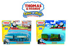Nuevo Thomas And Friends Take-n-play Die-cast Connor Emily Motores De Tren Ferrocarril