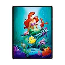 Little Mermaid Blanket Bedding For Good Nights Rest