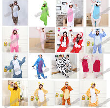 Onesie Kigurumi Anime Pajamas animal Costume Unisex Sleepwear Cosplay Pyjamas