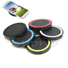 Wireless Q5 Qi Power Pad Charger F iPhone Nokia Nexus Samsung Galaxy S3 S4 Note2
