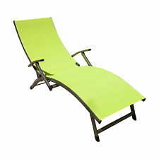 RST Brands Sol Sling Folding Chaise Lounge Set of 2