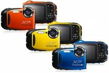 "Fujifilm XP70 16MP 2.7"" Waterproof Shockproof Freezeproof 5x WiFi Digital Camera"