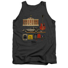 Back To The Future Items Adult Tank Top