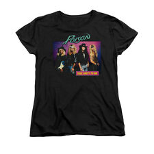 Poison Talk Dirty To Me Women's T-Shirt