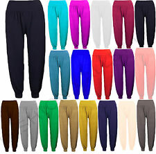 NEW WOMENS LADIES FULL LENGTH ALI BABA HAREM HAREEM PANTS TROUSERS SIZE 8-26