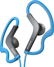 Sony Genuine MDR-AS200 Earphones for Sports | Water Resistant & Sweat Proof