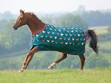 Shires Tempest No Fill Lite Lightweight Waterproof Horse Turnout Rug All Sizes