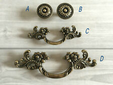 "2.5"" Unique Antique Bronze Dresser Pull Drawer Handles Cabinet Door Handle 44 64"