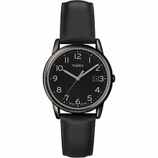 Timex Men's | Elevated Classic Round | Gunmetal Case & Expansion Band | Watch