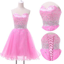SWEET Girls Short prom Party Grad Evening Homecoming Gowns bridesmaids Dress HOT