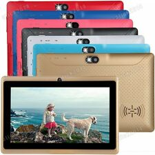 """7"""" 8GB Mid Tablet PC Google Android 4.4 Dual Core Camera A23 Q88 Led Big Speaker"""