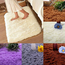 Absorbent Soft Memory Foam Rug Non-slip Bath Bathroom Carpet Shower Floor Mat