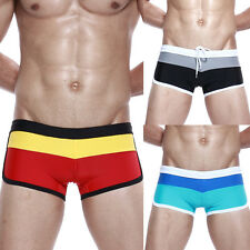 Men's Swimming Trunks Men Swimwear Beach Swim Shorts Boxers Underwear NEW