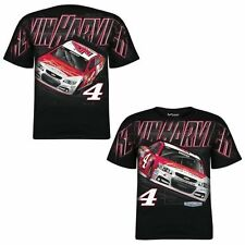 Chase Authentics Kevin Harvick Red Total Print T-Shirt