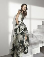 """H&M """"CONSCIOUS EXCLUSIVE 2015 """"Patterned Silk-blend Dress   ALL SIZES HM"""