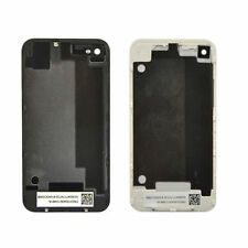 Glass Rear Door Battery Cover Replacement For apple iPhone 4S + Screwdriver