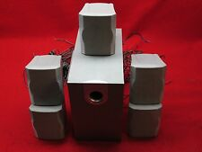 NEXXTECH DR30G0 HOME THEATER SPEAKERS WITH SUBWOOFER