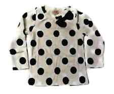Baby Toddlers Girls Lovely Long Sleeve Dot Bow Dot Top T-shirts Jumper Age 2-8 Y