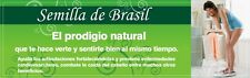 SEMILLA DE BRAZIL /Seed of brazil Fat Burner