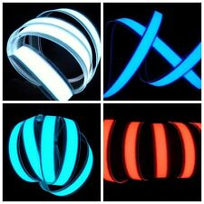 4 Colors Electroluminescent Tape EL Tape EL Wire AA Battery Inverter 60CM