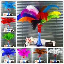 wholesale 10-50pcs  Natural ostrich feathers -wedding 14-16 inch / 35-40 cm long
