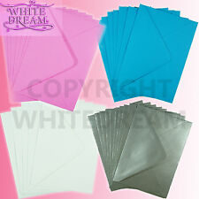 C5 Envelopes - for A5 Greeting Cards | 100GSM Premium Quality | 162 x 229mm
