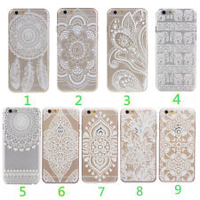 For Apple Iphone 4s 5s 6 Plus Ultra Thin Soft TPU Clear case Crystal Skin Cover