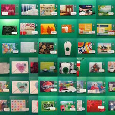 STARBUCKS GIFT CARD LOT - PICK WHAT YOU NEED TO COMPLETE YOUR COLLECTION