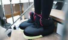 KANYE WEST YEEZY 2 RED OCTOBER BLACK SOLAR WOLF GREY SLIPPERS