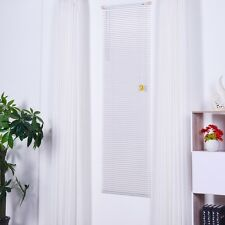BN PVC Venetian Window Blinds Easy Fit Multiple Sizes White