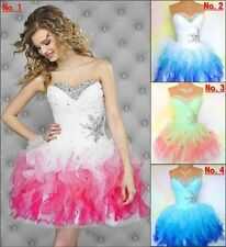 New Mini Ball Gown Short Cocktail Prom/Bridesmaid/Party/Homecoming Dresses