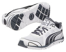 New Puma FAAS Lite Mesh Spikeless Golf Shoes White 2014 Mens - Lots of sizes
