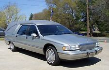 Buick : Roadmaster HEARSE 78K  SEE 60 PHOTOS REAL SURVIVOR N SHOWROOM
