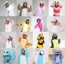 Adult Men Women Unisex Pajamas Kigurumi Cosplay Costume Animal Onesie Sleepwear