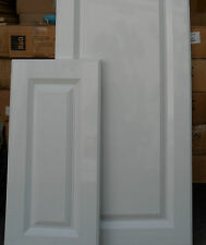 Raised Panel Gloss White Cupboard Doors Kitchen Unit Replacement Doors/drawers