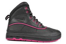 NIKE ACG WOODSIDE 2 HIGH (GS) WATERPROOF BOOT 524876 004 BLACK/FIREBERRY PINK