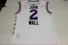 NBA REAL JERSEY 2015 ALL STAR JOHN WALL SCREEN S M 2XL BRAND NEW NO FRONT DEFECT
