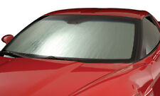 Sun Shade for windshield - CUSTOM Precision Cut - Silver or Gold - Ford