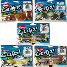 Berkley Gulp! Saltwater Bait Tackle 2 inches 5cm 5 Count Package Scented Gulp