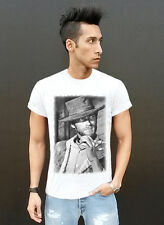 "T-shirt ""CLINT EASTWOOD"", Film Cult Western Vintage Dollars, Nuova Collez. 2015!"
