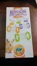 FOP BIG FUN HAMSTER TUBES COMES WITH 6 TUBES #40321