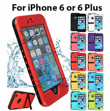 For iPhone 6 6S Plus Genuine Waterproof Shock Snow Proof Case Cover Authorize