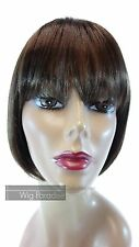 Junee Fashion Manhattan Synthetic Straight Bob Style with Bangs Princess Ann Wig