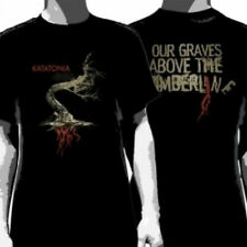 KATATONIA TIMBERLAND SHIRT VARIOUS SIZES 100% OFFICIAL MERCH