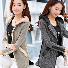 2015 Women's spring new casual hooded windbreaker jacket coat jacket Slim