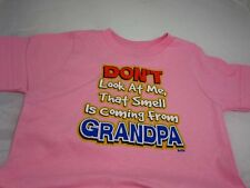 Smell Coming From Grandpa Toddler T-Shirt, great gift idea